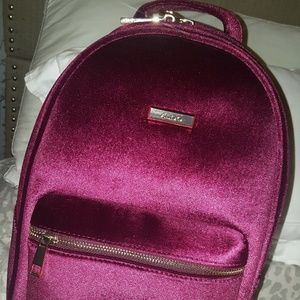 Red Velvet ALDO backpack